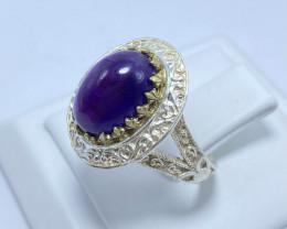 Beautiful Amethyst Ring
