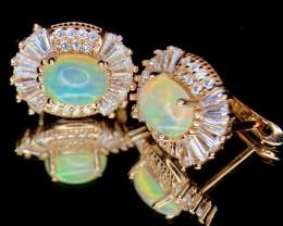 Beautiful~Opal ~Earrings