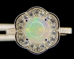 No Reserve~Gorgeous~Opal ~Ring