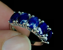 No Reserve~Bedazzling~Sapphire~Ring~18.95ct