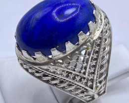 Amazing Lapis Lazuli Ring |Beautiful design ring