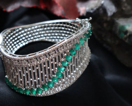 Unique and Custom Curated Hand Made Bangle  RT-362