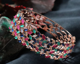 Unique and Custom Curated Hand Made Bangle  RT-364