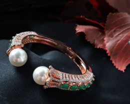 Unique and Custom Curated Hand Made Bangle  RT-365