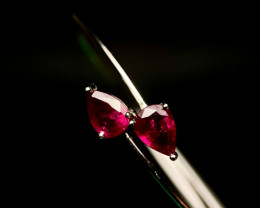 ~NR~Excellent Ruby Silver 925 Bracelets