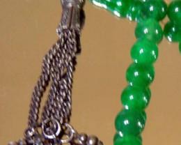 PRAYER GREEN JADE 90651