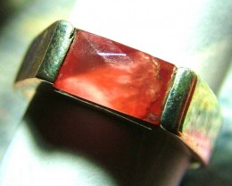 RHODHONITE RING NICE DESIGN  24.16  CTS SIZE-8.5 AS-A3385