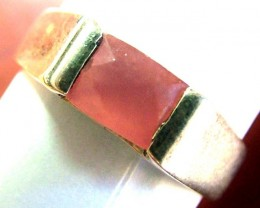 RHODHONITE RING NICE DESIGN  20.37 CTS size-8 AS-A3389