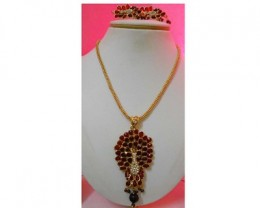 Beautiful Victorian Antique STYLE Jewellery Pendent