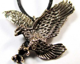 BRONZE EAGLE PENDANT RT 205