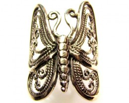 BRONZE BUTTERFLY RING RT 368