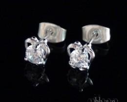 925 Sterling Silver Studs Earrings
