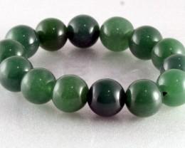 Fashionable Natural Jade Bracelet 18.5 cm JB-12
