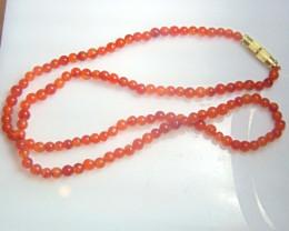 NATURAL GEMSTONE Round Agate Stone Beads