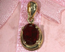 SPINEL SILVER PENDANT 4.05 CTS SJ-64