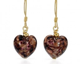 VENETIAURUM MURANO GLASS EARRINGS