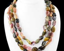 Natural Tourmaline Necklaces