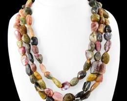 Natural Tourmaline Necklaces