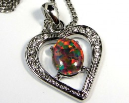 ATTRACTIVE OPAL FASHION PENDANT CSS 182