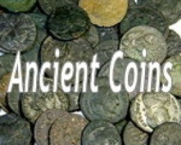 Ancient coins Double $  Promotion for Coins auctioned