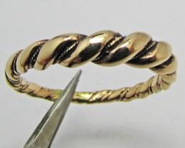 Pewter Brass Rings