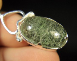Beautiful Hand Made Silver Pendant