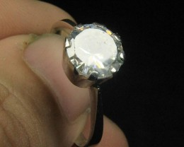 Wow Very Beautiful White CZ Zirconia