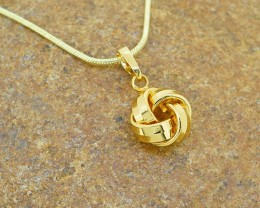 18kt  Gold Filled Pendant