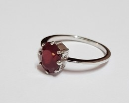 Ruby Genuine 925 Silver 36093