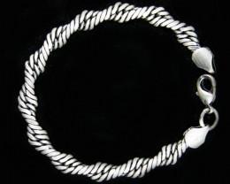 Aussie made peweter bracelet PE 72