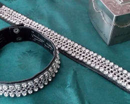 RHINESTONE ANKLE - ARM BANDS - BOOT - ACCESSORIES