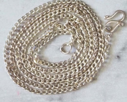 POPULAR SILVER  CHAIN 36 CM Long 14 inches WS 603