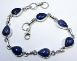 DEEP BLUE  LAPIS LAZULI BRACELET MGMG 555