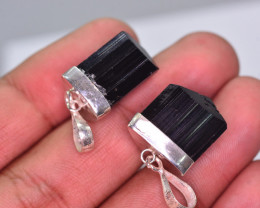 67.55 CT NATURAL TOURMALINE PENDENTS FOR JEWELLERY