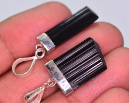 41.60 CT NATURAL TOURMALINE PENDENTS FOR JEWELLERY