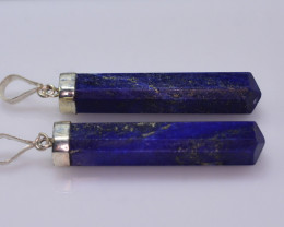 82.25CT NATURAL LAPIS LAZULI PENDENTS WITH SILVER