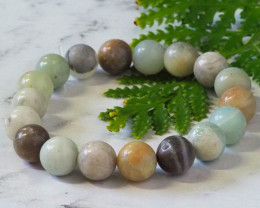 Natural Jasper 11 MM  Bracelet WS273