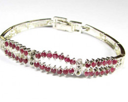 Beautiful Bracelet with Rubies 87.00 CTS 90683