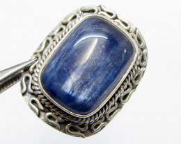 Kyanite Ggemstone Ring Size 9.5 MJA 344