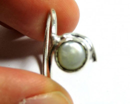 Cute Natural Pearl Ring Size 8 JGG 136