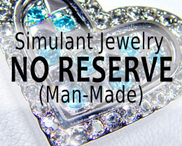 No Reserve Man Made Jewelry Auctions