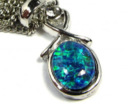Simulant Jewery NR  ATTRACTIVE OPAL FASHION PENDANT CSS 174