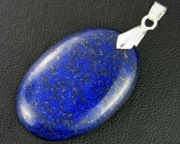 B grade lapis lazuli pendant Bu 643