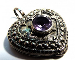 ATTRACTIVE AMETHYST PENDANTS JGG 147