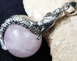 MERMAID ROSE QUARTZ BU1108