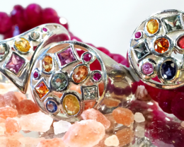 Rings-Natural Gemstones