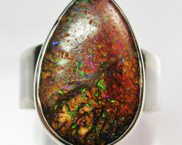 8 RING SIZE KOROIT OPAL RING[SOJ1504]SH