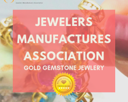 Gold Gemstone Jewelry