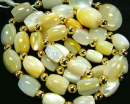 MOTHER PEARL STRAND 174.30 CTS [SJ677]