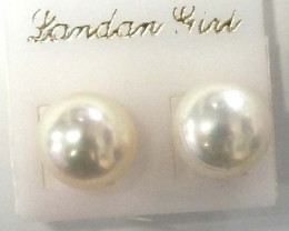PEARL EARRINGS 4 CTS TBJ-688